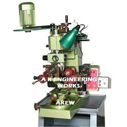Single Head Vertical Diamond Chain Cutting Machine