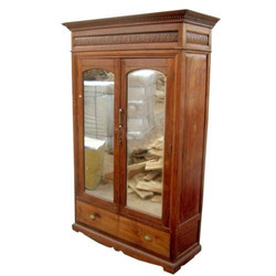 Antique Mirror Cabinet