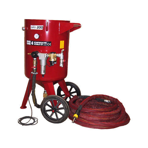 Sandblasting Equipment at Best Price in India