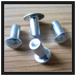 Round Head Solid MS Rivets