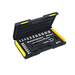 24 Piece 3/8 Drive Metric Socket Set