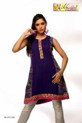 Indo Western Style Designer Tunic Kurti