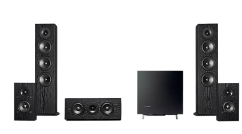 bb19d39c0 Home Theater System AJ5235XT1 at Rs 55000  piece