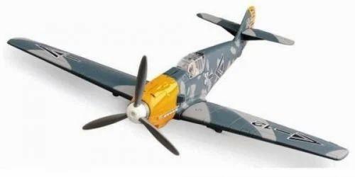 Sky Pilot Messerschmitt BF 109, स्केल मॉडल in
