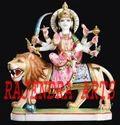 Maa Sherawali Statue