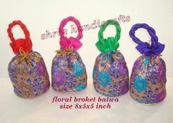 Floral Broket Batwa