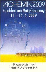 ACHEMA 2009
