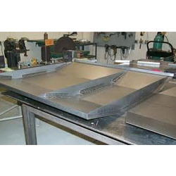 Mild Steel Covering
