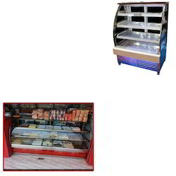 Display Counter for Bakery Industry