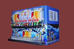 Automatic Soda Fountain Machines