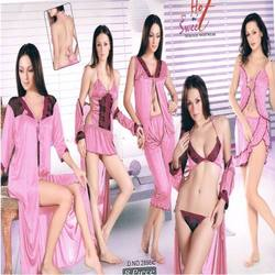 Ladies Eight Piece Nighty