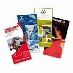 Brochures & Leaflets Designing Services