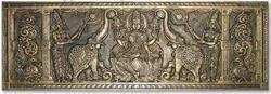 Design Brass Gajalakshmi