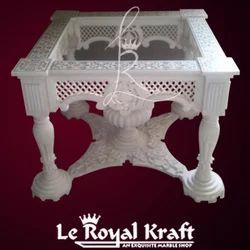 Marble Tea Table