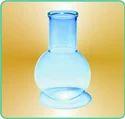 Flask Round Bottom Wide Neck