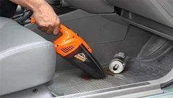 Interior Vacuuming Wet & Dry