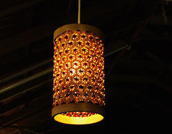Bamboo lamp manufacturers suppliers of baans ka lamp pineapple weave lamp shade mozeypictures Gallery
