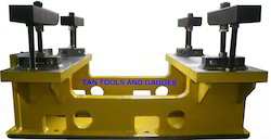 Manual Clamping Fixture For Door Top