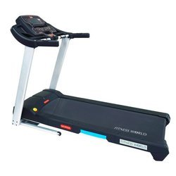 Georgia Fitness World Motorized Treadmill