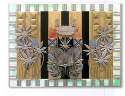 Decorative mural suppliers manufacturers traders in india for Mural name plate designs
