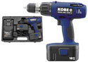 Cordless Impact Drill/Driver