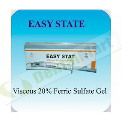 Easy Stat Ferric Sulfate Gel