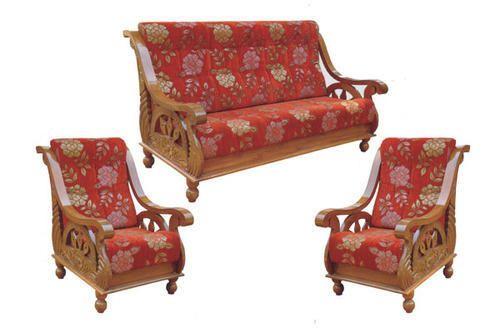 Wooden Sofa Set Kerala Teak Wooden Sofa Set Manufacturer