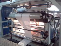 Extrusion Coating Laminating Plant
