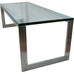Gl Top Dinning Table