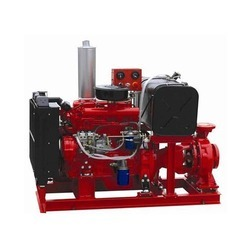 Fire Diesel Driven Pump