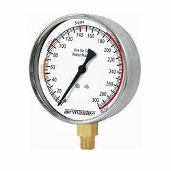 Pressure Gauge Calibration Services