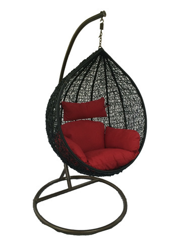 modak black hanging chair woodys furnitures manufacturer in
