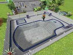 High Quality Swimming Pool Design Service