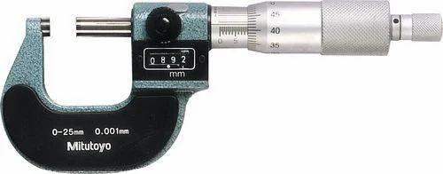 mikrometerskrue mitutoyo
