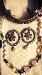 Vintage Era Silver Jewelry