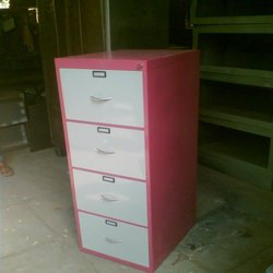 Mild Steel Filing Cabinet