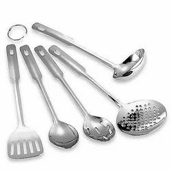 Ss Cooking Spoon, SS Spoons, Stainless Steel Ke Chammach   A. Babulal U0026  Co., Mumbai   ID: 7397129597