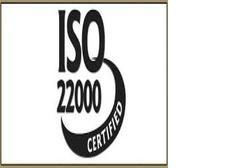 ISO 22000 Consultancy