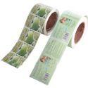 PVC Printed Labels