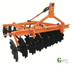 GREENKING Mild Steel Offset Disc Harrow, For Agriculture