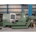 Industrial CNC Lathe Machine