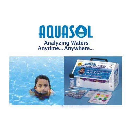 Multiparameter Water Testing Kit Swimming Pool Test Kit Manufacturer From Navi Mumbai