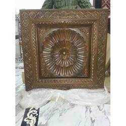 Wood Carving for Door Panel