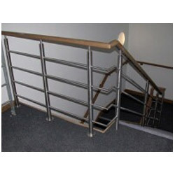 Stainless Steel Railing Staircases