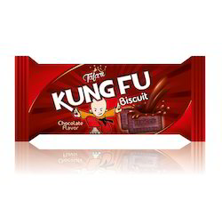 Kung Fu Chocolate Biscuit