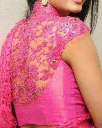 5862ebfa4cc69f Blouses - Red Blouse Retailer from Warangal