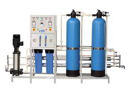 Drinking Water Treatment Systems Plant