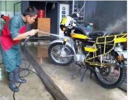 Bike Wash Services