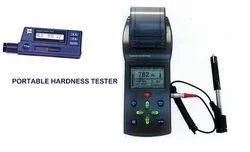 Testing Equipment's Portable Hardness Tester