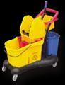 Multifunction Mop - Wringer Trolley